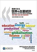 圖表でみる世界の主要統計 OECDファクトブック(2015-2016年版)――經濟、環境、社會に關する統計資料 (大型本)