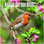 British Garden Birds 2018 Calendar (Calendar, Wall)