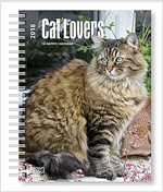 Cat Lovers 2018 Calendar (Calendar, Engagement)