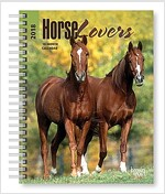 Horse Lovers 2018 Calendar (Calendar, Engagement)