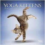 Yoga Kittens 2018 Calendar (Calendar, Mini, Wall)