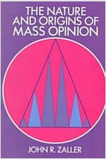 The Nature and Origins of Mass Opinion (Paperback)