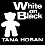 White on Black (Board Books)