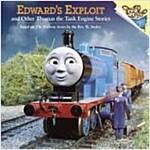 [중고] Edward's Exploit and Other Thomas the Tank Engine Stories (Paperback)