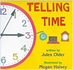Telling Time: How to Tell Time on Digital and Analog Clocks (Paperback)