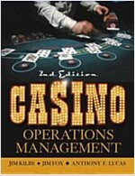 Casino Operations Management (Hardcover, 2)