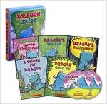 Dragon Tales (리더스 5권 + CD 1장)