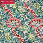 William Morris Wall Calendar 2018 (Art Calendar) (Calendar, New ed)