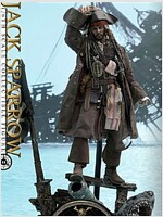 [Hot Toys] 캐리비안의 해적5 : Dead Men Tell No Tales -잭 스패로우- DX15 1/6th scale Jack Sparrow Collectible Figure