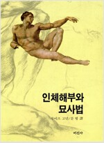 [중고] 인체해부와 묘사법