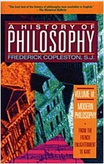 History of Philosophy, Volume 6 (Paperback, Image)