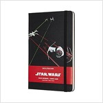 Moleskine Limited Edition Star Wars, Large, Ruled, Ships, Hard Cover (5 X 8.25) (Other)