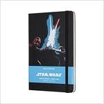 Moleskine Limited Edition Star Wars, Large, Ruled, Lightsaber Duel, Hard Cover (5 X 8.25) (Other)