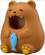 넨도로이드 모어 키구루미 페이스 파츠 케이스 [뚱뚱보 곰] (おもちゃ&ホビ-)