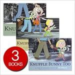 Knuffle Bunny 3 Books SET (3 paperbacks)