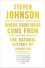 [중고] Where Good Ideas Come from: The Natural History of Innovation (Paperback)