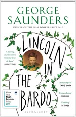 Lincoln in the Bardo : WINNER OF THE MAN BOOKER PRIZE 2017 (Paperback)