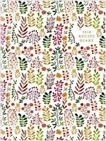 2018 Recipe Diary Herbs Design : A5 Week-to-View Diary with 56 Delicious Triple-Tested Recipes plus a Handy Pocket (Hardcover)