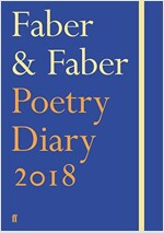 Faber & Faber Poetry Diary 2018 : Royal Blue (Hardcover, Main)