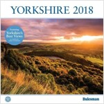Yorkshire Calendar 2018 (Calendar)