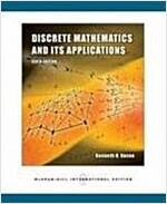 [중고] Discrete Mathematics and Its Applications (Paperback)