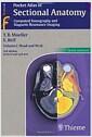 [중고] Pocket Atlas of Sectional Anatomy Vol.1 : Head and Neck (3rd Edition)