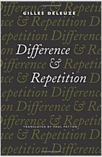 Difference and Repetition (Paperback)