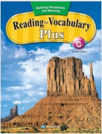 [중고] Reading for Vocabulary Plus Level C (교재 + CD 1장)
