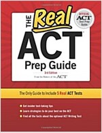 The Real ACT, 3rd Edition (Paperback, 3)