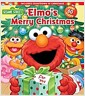 [중고] Elmo's Merry Christmas (Board Books)