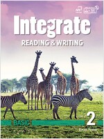 Integrate Reading & Writing Basic 2 (Student Book + Workbook + MP3 CD)