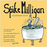 Spike Milligan Desk Diary 2018 (Calendar, New ed)