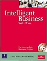 Intelligent Business Pre-Intermediate Skills Book and CD-ROM Pack (Package)