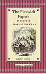 The Pickwick Papers : The Posthumous Papers of the Pickwick Club (Hardcover)