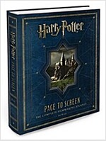 Harry Potter Page to Screen: The Complete Filmmaking Journey (Hardcover)