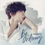 [중고] 황치열 - 미니앨범 Be ordinary (홍보용 음반)