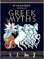 [중고] D'Aulaire's Book of Greek Myths (Paperback)