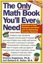 [중고] The Only Math Book You'll Ever Need (Paperback, Revised)