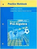 McDougal Littell Pre-Algebra: Practice Workbook, Student Edition (Paperback)