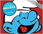 The World of Smurfs: A Celebration of Tiny Blue Proportions [With Poster] (Hardcover)