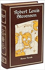 Robert Louis Stevenson: Seven Novels (Leather)