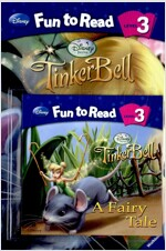 Tinker Bell : A Fairy Tale (Paperback + Workbook + Audio CD 1장)