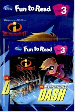 The Incredible Dash (Paperback + Workbook + Audio CD 1장)