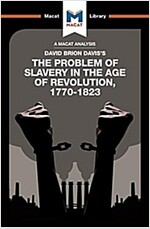 The Problem of Slavery in the Age of Revolution (Paperback)