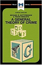 A General Theory of Crime (Paperback)