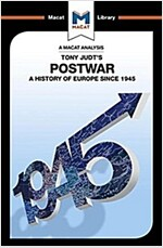 Postwar : A History of Europe Since 1945 (Paperback)