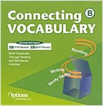 Connecting Vocabulary Level B : Audio CD (CD 2장)