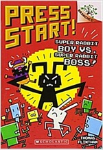 Super Rabbit Boy vs. Super Rabbit Boss! (Paperback)