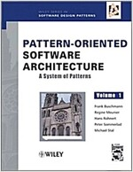 Pattern-Oriented Software Architecture : A System of Patterns (Hardcover, Volume 1)