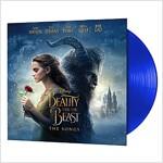[수입] 미녀와 야수: The Songs O.S.T [Limited Edition] [블루 컬러 LP]